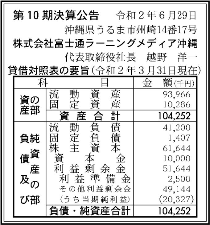 富士通 ラーニング メディア